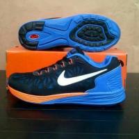sepatu lari / olahraga pria nike lunar glide import murah