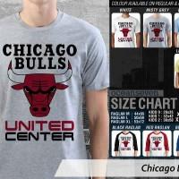 harga Kaos Nba Chicago Bulls 01 Basket Tokopedia.com