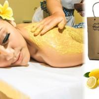 Masker Badan Lemon (Lemonade Body Mask)