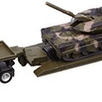 harga Miniatur Truk Militer Pengangkut Tank Leopard Diecast Militer Tokopedia.com