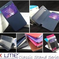 harga Ume Classic Leather Window View Flip Cover Casing Case Lenovo S860 Tokopedia.com