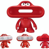 Beats Dude Stand Character for Beats Pills Cute Character