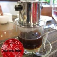 Classic Vietnam Coffee Drip / Coffee Maker Ukuran Besar / Filter Kopi