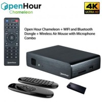 harga Open Hour Chameleon 4K Combo (WiFi Bluetooth + Air Mouse) Tokopedia.com