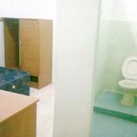 kost harian ac kamar mandi dalam belakang citraland untar