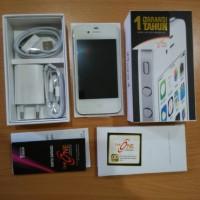 Harga iphone 4s 64gb ori bm garansi 1thn the one reseller | antitipu.com