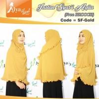 Jilbab Instan Syar'i Aqila, Khimar Ceruty, Hijab, Pashmina, Segi empat