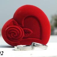 CINCIN TUNANGAN ORIGINAL - Endless Love Ring