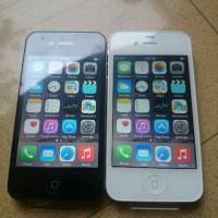 Iphone 4s 16GB Black FU Unit Charger Kabel data handsfree ex USA