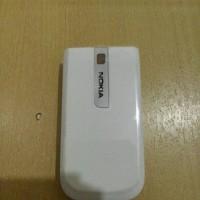Hp Nokia CDMA Flip Putih Batangan Normal