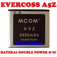 Baterai Evercoss A5z Double Power M Com