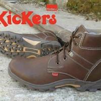 Sepatu Kickers Boot Tracking Touring