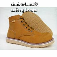 Sepatu Timberland Safety Boot Touring Kulit