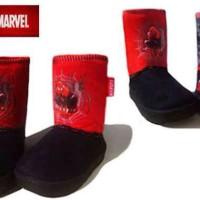 Sepatu Boots Marvel Spiderman