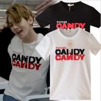 Jual Tshirt Candy Baekhyun (Custom bisa) Murah