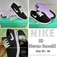 Nike SB Stefan Janoski Hitam