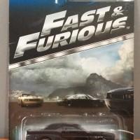 Hot Wheels Fast & Furious '08 Dodge Challenger SRT8