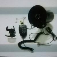 harga klakson toa polisi 6 suara 12v kelakson horn police dan mic Tokopedia.com