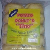 Donut Kentang Frozen isi 10 pcs