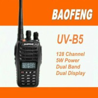 Baofeng Dual Band UV-B5 UHF & VHF