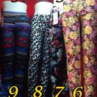 legging motif bahan cotton stretch 230803