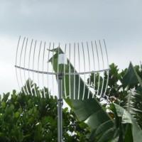 Antena grid rpsma kabel 15M Frekuensi 3G 4G 1800-2300Mhz for modem