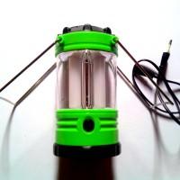 Multifunctional Solar/ Lampu Camping/ Lampu Lenter