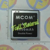 Baterai Evercross A12 merek MCom