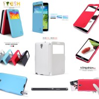 Jual Nillkin Fresh Window Flip Casing Case Samsung Galaxy Note 3 Neo