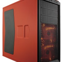 Corsair Graphite 230T Orange