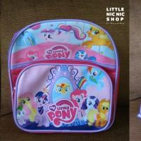 harga Tas Ransel Tk/playgroup - My Little Pony Tokopedia.com