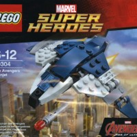 Lego 30304 The Avengers Quinjet