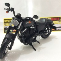 harga Harley Davidson 2014 Sportster Iron 883, Skala 1:12 - Maisto Tokopedia.com