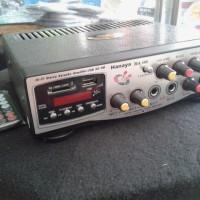 AMPLI KARAOKE HANAYA MA 500(AC/DC)