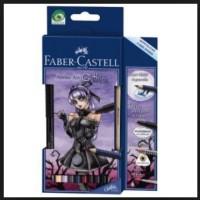 Faber Castell Anime Art Gothic