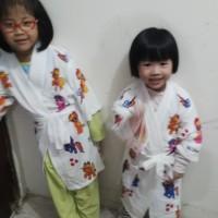 harga Kimono Baju Handuk Anak Putih Motif Little Pony Tokopedia.com