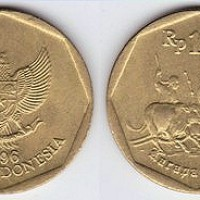 harga Uang Koin Kuno Emas Rp. 100,- Tahun 1992 Tokopedia.com