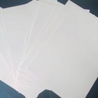 kertas bc (brief card) putih A4