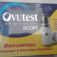 harga Ovutest Scope Alat Tes Kesuburan Tokopedia.com