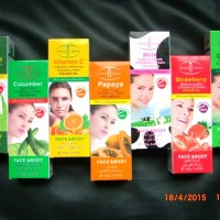 AICHUN BEAUTY PEELING GEL Face & Body Exfoliating Cream Perontok Daki