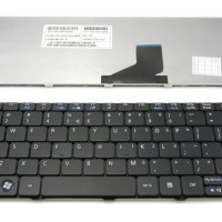 Keyboard Laptop/Netbook ACER AO 532 D255 D260 D257 D522 & Happy White