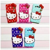 Softcase 3d Hello Kitty Samsung Galaxy E5