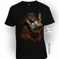 harga Kaos Baju Metal 3d Hardcore Ukuran Dewasa Big Size 2xl & 3xl By Square Tokopedia.com