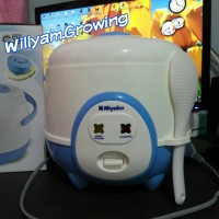 Rice cooker/Magic com Miyako MCM-606A 0,63 Lt