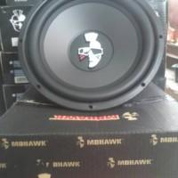 harga subwoofer mohawk MG 124 Tokopedia.com