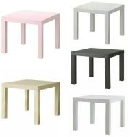 Ikea Lack ~ Meja Samping, 55x55 Cm