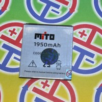 Baterai Original Mito A800