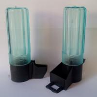 harga Tempat Makan & Minum Burung Botol Air Dispenser Pemasangan Luar Tokopedia.com