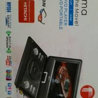 "Dvd Portable TORI 12"""