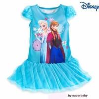 harga Dress Frozen, Baju Anak, Baju Cewe, Dress Anak Tokopedia.com